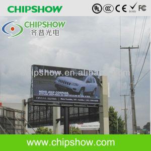 Tabellone esterno impermeabile del LED di colore completo AV10 di Chipshow