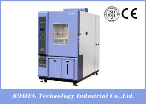Laboratoire certifié Chambre d'humidité à température constante