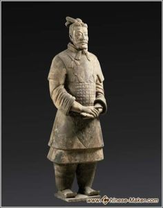 Guerriero generale Armor-Clad di terracotta (TS-01)