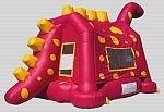 Gorila inflable & Slide
