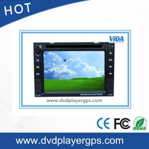 6.2 인치 스크린을%s 가진 보편적인 2 DIN 차 DVD 플레이어