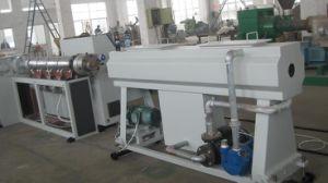 HDPE PP-R PVC管の放出ライン