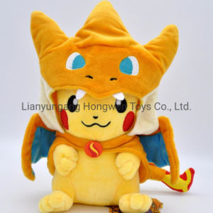 Anime Pikachu Muñeca de juguete de peluche para niños regalos