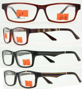 Het houten Klassieke Optische Kader van Producten
