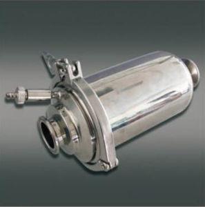 Alloggiamento di filtro dell'aria della birra e del vino per la stabilizzazione microbica