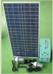 Système d'énergie solaire portable (ST-S004)
