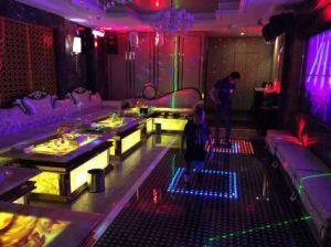 Portátil Digital LED Dança Rentals para diversos danceteria Evets