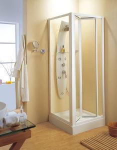 Cabina de ducha cuadrado (WA-BS090)