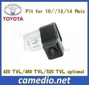 Vista traseira do carro especial Câmara 10/12/147 para Reiz Toyota