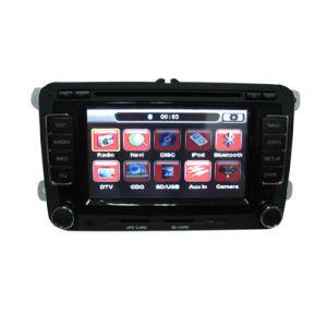 디지털 방식으로 위원회, GPS, DVB-T, Tmc를 가진 폭스바겐 Tiguan/Passat CC/Scirroco/Eos/Passat 2010년에서 새로운 특별한 차 DVD 플레이어