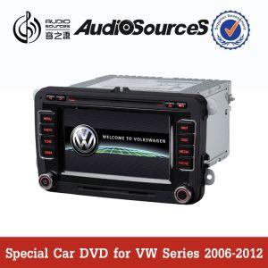 6.5 인치 OPS, 무겁고, 낮은 저음 및 GPS (ANS510)를 가진 VW 시리즈를 위한 특별한 차 항해 체계