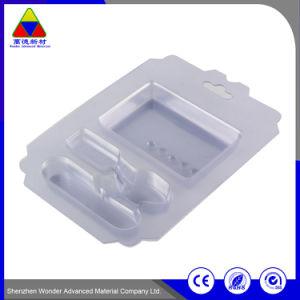 カスタマイズされた透過電子製品の皿のプラスチックまめの包装
