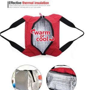 La mode Portable sac à lunch en toile avec isolation thermique des sacs de nourriture déjeuner pique-nique pour les Femmes Hommes Enfants Boîte à lunch sac fourre-tout du refroidisseur