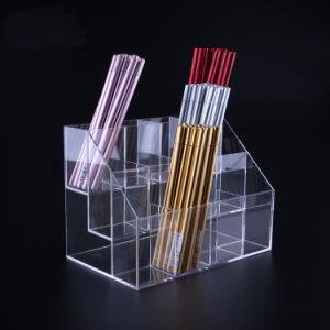Freier Acrylfeder-Bleistift-Halter