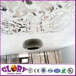 Anti-UV et polycarbonate Anti-Scratch PC Feuille de miroir pour la décoration