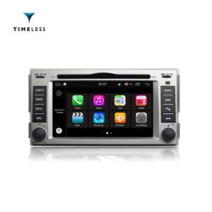Lettore DVD dell'autoradio della piattaforma S190 2DIN del Android 7.1 video per Hyundai Santa Fe con WiFi (TID-Q008)