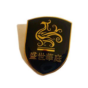 Logotipo personalizado chapa Pin Esmalte Duro