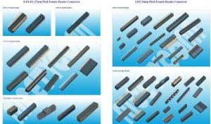 Berufsterminal pH des hersteller-U 2.54 mm-BAD Weibchen-Vorsatz