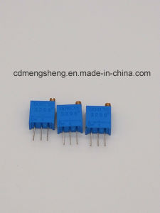 新しいMulti-Turn調節可能な電位差計