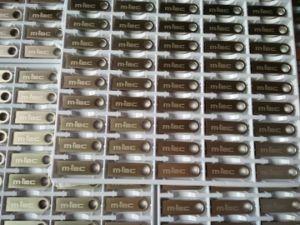 Оптовая торговля мини металлический флэш-накопитель USB с логотипом печать (SE9)