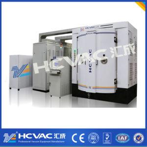 Het sanitaire Systeem van de Machine PVD van de Deklaag van het Chroom van de Tapkraan PVD van de Badkamers van Kranen