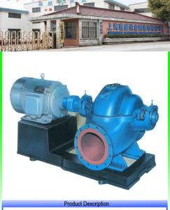 Pompa ad acqua centrifuga di grande flusso della pompa aspirante del doppio della singola fase