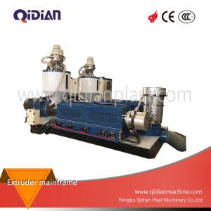Qd-150 extrudeuse en plastique de la machine de l'extrudeuse