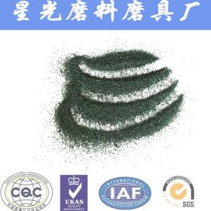 Faire de sable de carbure de silicium vert 46mesh