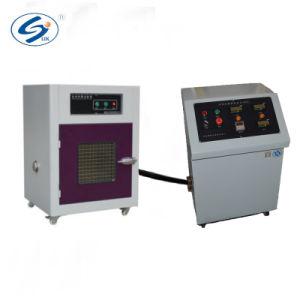 El control de temperatura el rendimiento de seguridad de la batería de instrumentos de prueba de cortocircuito