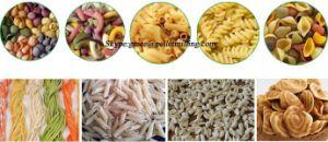 Conchas bocadillos pastas macarrones hueco de la maquina para fabricar fideos vegetal