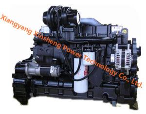 De Dieselmotor 6CTA8.3 van Cummins voor De Techniek van de Bouwnijverheid