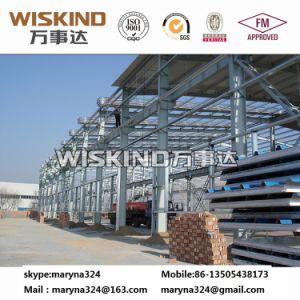 Estructura de acero de certificación de BV