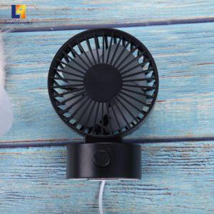 주문 색깔 2W 휴대용 테이블 소형 USB 냉각팬