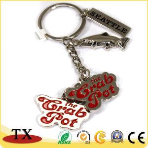 Пользовательские особые формы металлические цепочки ключей