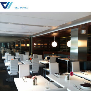 4 places Restaurant Table et chaise ensemble salle à manger italien ...