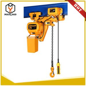 1 tonne palan électrique à chaîne Ultra HHBB01-01Low-Headroom Type (SL)