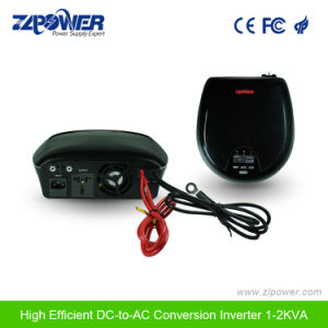 Zlpower 1 КВА 2 КВА PWM изменения синусоиды солнечного зарядного устройства инвертор