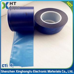 Film de protection bleu transparent en PVC pour l'acier aluminium