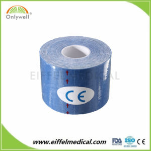 3.8cm X 5m 100% Cotton Athletic Medical Kinesiology Tape
