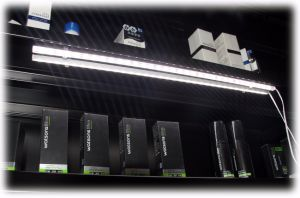 La vendita calda 2017 ha fatto nell'illuminazione del tubo 24V della fabbrica LED di sincerità di Shangahi