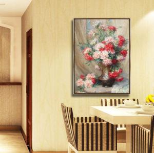 Maschera della pittura a olio della tela di canapa per il salone, hotel, ufficio