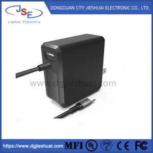 Китай заводской оптовой 45W Pd зарядное устройство Складная вилка с 1,2 м типа C кабель и один порт USB для мобильного телефона