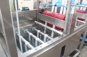 Rubans de satin continu fabricant de machine de teinture et finition