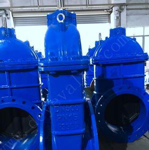 Il ferro duttile industriale di BACCANO Pn16 ha flangiato valvola a saracinesca per acqua potabile