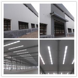 Suministro de la fábrica de paneles sándwich rápido de construir el edificio de estructura de acero