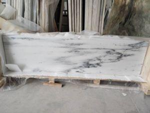 Mattonelle lastra scale di marmo nere bianche grige fiancheggiare