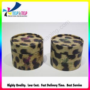 Сделано в Китае круглые трубы упаковки подарок бумаги при свечах в салоне