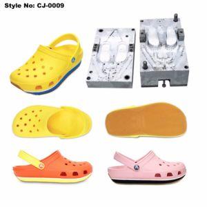 EVA zapatillas sandalias zuecos calzado EVA moldes de aluminio