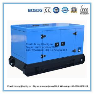 15kw低雑音力のディーゼル電気生成セット