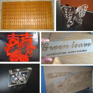cortadora y grabadora láser de CO2 de gran tamaño para madera MDF